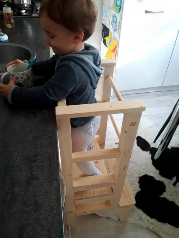 Príprava kakauka v kuchyni