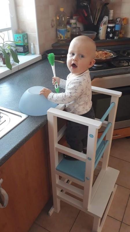 Hranie sa v kuchyni