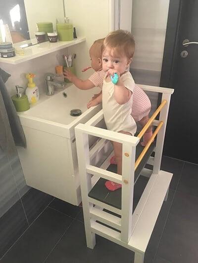 Umývanie zúbkov