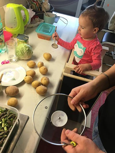Triedenie zemiakov